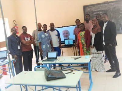 La formation 2IE au Burkina Faso continue !